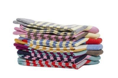 Ladies Stripe Sock