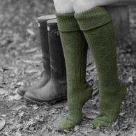 Womens long sock