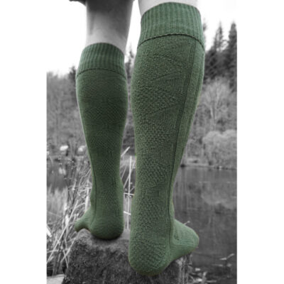 Men's long boot sock