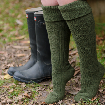 PITTCH over knee sock